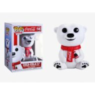 Coca-Cola Polar Bear Pop! Vinyl Figure