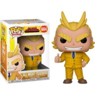 My Hero Academia Teacher All Might Pop! Vinyl Figure