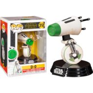 Star Wars: The Rise of Skywalker D-O Pop! Vinyl Figure