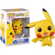 Pokemon Pikachu Waving Pop! Vinyl Figure