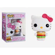 Hello Kitty Burger Shop Pop! Vinyl Figure