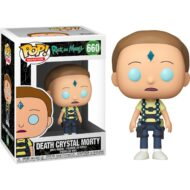 Rick and Morty Death Crystal Morty Pop! Vinyl Figure