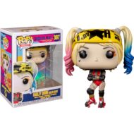 POP Heroes: Birds of Prey – Harley Quinn (Roller Derby)