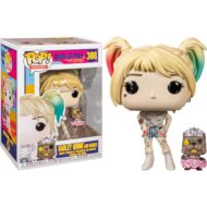POP Heroes: Birds of Prey – Harley Quinn w/Beaver