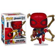 Avengers: Endgame Iron Spider Nano Gauntlet Pop! Vinyl