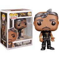 Tupac Vest with Bandana Pop! Vinyl Figure