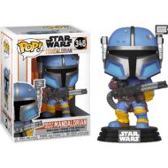 Star Wars: The Mandalorian Heavy Infantry Pop! Vinyl Figure