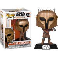 Star Wars: The Mandalorian The Armorer Pop! Vinyl Figure