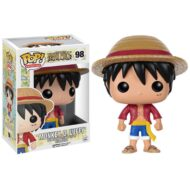 POP! One Piece Monkey D. Luffy Vinyl Figure