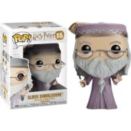 POP! Harry Potter Dumbledore w/Elder Wand Vinyl Figure