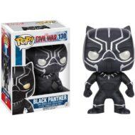 POP! CA Civil War Black Panther Vinyl Figure