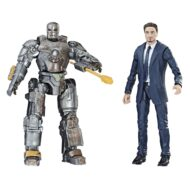 Marvel Legends Tony Stark and Iron Man Mark I Action Figures