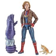 Captain Marvel Marvel Legends 6-Inch Action Figures Wave 1 – Carol Danvers (Jacket)