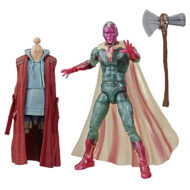 Avengers Marvel Legends 6-Inch Vision Action Figure