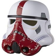 Star Wars The Black Series Incinerator Stormtrooper Helmet