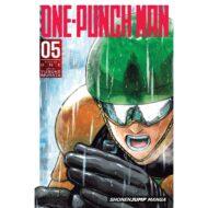 One Punch Man Vol 05