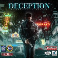 Deception: Murder in Hong Kong Undercover Allies viðbót