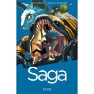 Saga  Vol 05