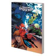 Amazing Spider-man By Nick Spencer  Vol 05 Behind Scenes