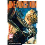 One Punch Man Vol 02