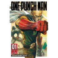 One Punch Man Vol 01