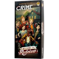 Chronicles of Crime: Welcome to Redview viðbót