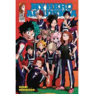 My Hero Academia Vol 04