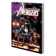 Avengers By Jason Aaron  Vol 03 War Of Vampire