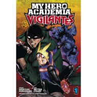 My Hero Academia Vigilantes Vol 01