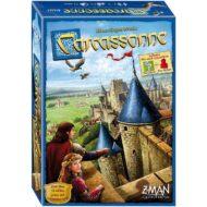 Carcassonne skandinavísk útgáfa.