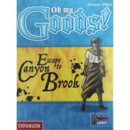 Oh My Goods!: Escape to Canyon Brook Exp
