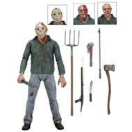 Friday The 13th III Jason 7″ Ultimate AF