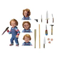 Chucky 7″ Scale Action Fig- Ultimate Chucky