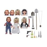 Chucky – 7″ Action Fig – Bride of Chucky 2-Pack