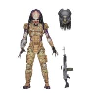 Predator (2018) – 7″ Scale Fig – Ultimate Emissary 1