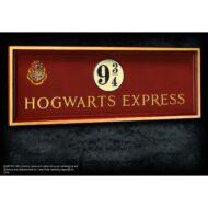 Hogwartz 9 3/4 sign