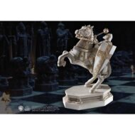 HP – Harry Potter Wizard Chess Knight Bookend – White