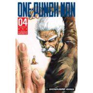 One Punch Man Vol 04