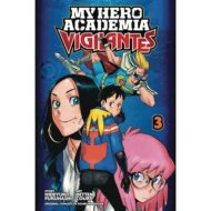 My Hero Academia Vigilantes Vol 03