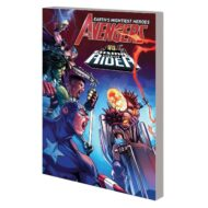 Avengers By Jason Aaron  Vol 05 Challenge Of Ghost Riders