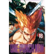 One Punch Man Vol 18