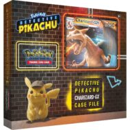 Pokemon Detective Pikachu: Charizard-GX Case File