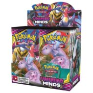 Sun & Moon Unified Minds: Booster Box
