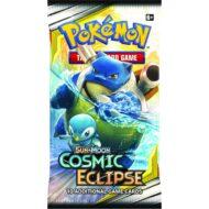 Sun & Moon Cosmic Eclipse: Booster