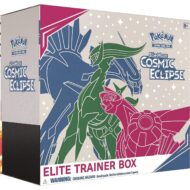 Sun & Moon Cosmic Eclipse: Elite Trainer box