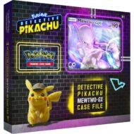 Pokemon Detectice Pikachu: Mewtwo-GX Case File