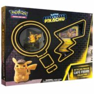Pokemon Detective Pikachu: Café Figure Collection