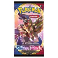 Pokemon Sword & Shield Booster