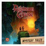 Robinson Cruso 2nd ed.: Mystery Tales viðbót