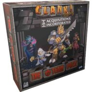 Clank! Legacy: Acquisitions Incorporated Team pack viðbót